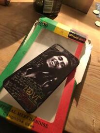 Bob Marley iPhone 5 case