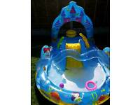 Intex mermaid kingdom pool