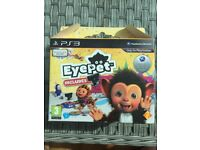 PS3 Eyepet Game