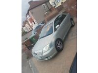 Toyota Avensis 1.8 VVT for sale. Automatic. 113k miles. Service history available. New tyres fitted