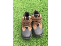 Boys startrite boots - size 10G