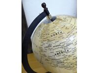 Antique Effect Decorative Globe