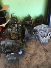Honda Civic Ep3 , Ep3 Fn2 Type r. 2.2 diesel gearbox