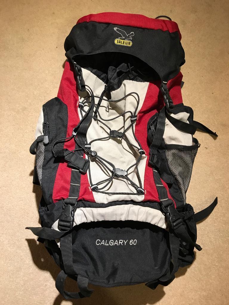 Salewa Calgary 60 backpack  57ae79bb29258