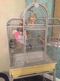 Parrot Cage Med-Large