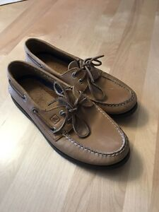 Genuine Sperry Tan Top-Sider Boat Shoe (M 8.5)