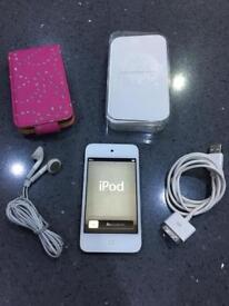 Apple iPod Touch 4th Gen 8Gb White