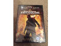 National Treasure (DVD, 2005) Brand New Nicholas Cage