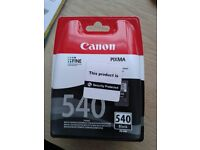 Canon 540 ink cartridge