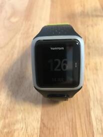 Tom Tom Runner GPS watch.