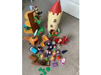 Ben and holly large play set