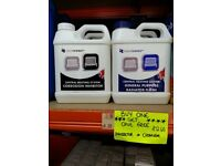 Liquid Science Central Heating inhibitor and Cleaner for Radiator Flush Buy one get one free