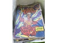 2000AD comics vintage
