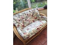 Conservatory Seating Set - Strong Good Quality