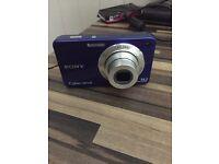 Sony cybershot DSC-W560