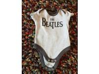 Beatles baby gro 3-6 months