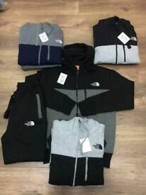 North face men's tracksuit