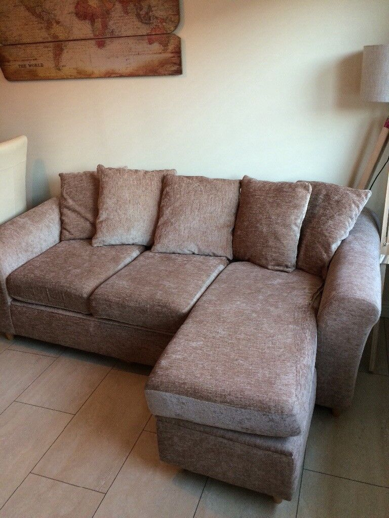 Corner Chaise storage sofa