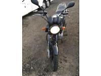 2013 Yamaha YBR 125 long MOT