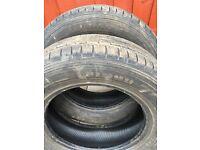 Part worn tyres clear out. 235/65R17 Mercedes, toyota, Nissan, Isuzu etc