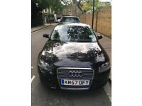 Audi A3 in a very good condition low mileage