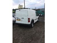 2005 ford transit connect clean van good driver ready for work side loading door 1 yrs mot px welcom