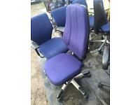 RH logic office chair. Delivery