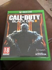 BLACK OPS 3 FOR SALE ON XBOX ONE