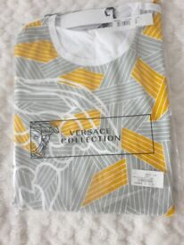 Versace collection t shirt large