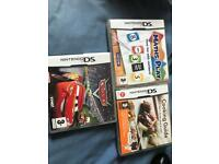 Nintendo ds games £3 each