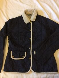 Ladies Barbour hambledon jacket size 12 £35