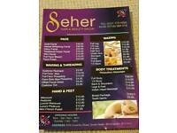 Seher Hair and beauty