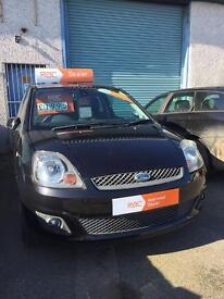 Ford Fiesta 2008 Tdci 3 door hatch 100k rac warranty finance with no deposit
