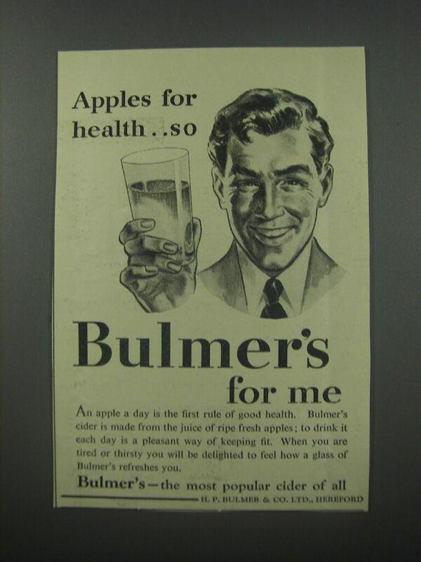1954 Bulmer