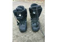 Northwave Freedom Snowboarding Boots (9) only used once
