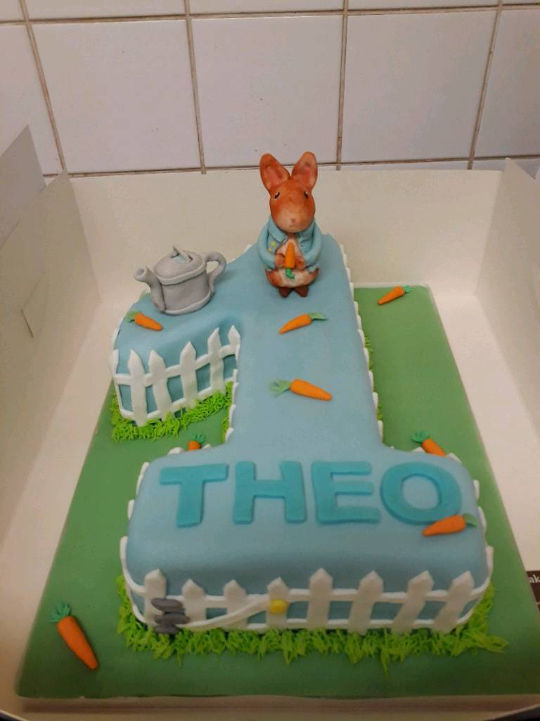 Peter Rabbit Birthday Cake In Norwich Norfolk Gumtree