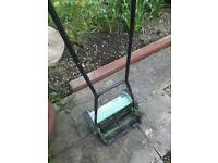 Push lawn mover