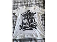 Of Mice and Men Meet My Dedication t-shirt