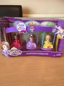 Sofia the first swing set