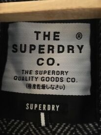 Superdry womens coat
