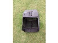 PETROL LAWNMOWER GRASS BOX.