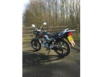 2014 Lexmoto arrow 125 - 12 MONTHS MOT - 1 OWNER