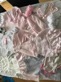 🎀 Baby girl summer bundle 🎀