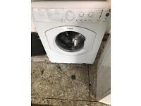 Hot point washing machine 6kg 1400rpm