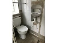 Bathroom suits- toilets, sinks, bath, taps etc