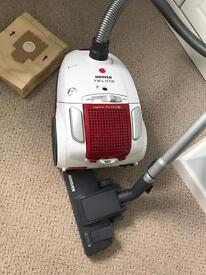 Hoover telios fab vacuum