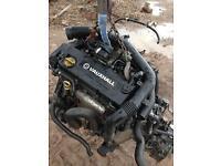 Vauxhall 1.7dti engine gearbox