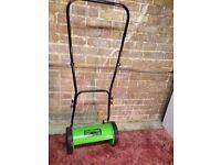 Push cylinder lawn mower at Biggin Hill
