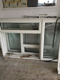 Upvc windows various sizess