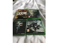 Xbox one games bundle £40